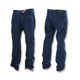 Kalhoty Meatfly Le Mans Jeans m blue B