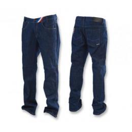 Kalhoty Meatfly Le Mans Jeans m light blue A