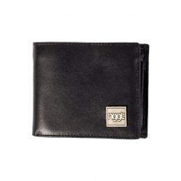 kožená peněženka Nugget Snare 2019 A-Black