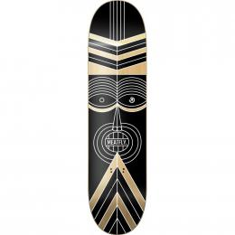 skate deska Meatfly Zulu SK8 Deck 2019 A-Black Wood