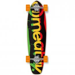 skateboard Meatfly Rasta Cruiser 2020 DOPRAVA ZDARMA A-Rasta 79cm x 21cm