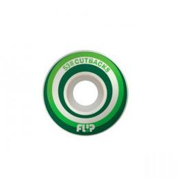 kola na skateboard Flip Cutback 2019 green 53mm