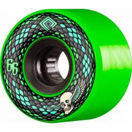 kola na skateboard Powell Peralta Snakes 2019 green