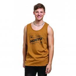 Tílko Meatfly Rodny 2019 B - Heather Mustard