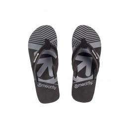 žabky Meatfly Anders Flip Flops 2019 B-Black,Grey