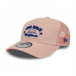 Long Beach Trucker OSFM Pink/Blue