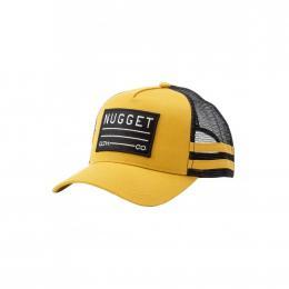 Kšiltovka Nugget Slope 3 Trucker 2019 C - Mustard, Black