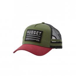 Kšiltovka Nugget Slope 3 Trucker 2019 D - Green, Maroon