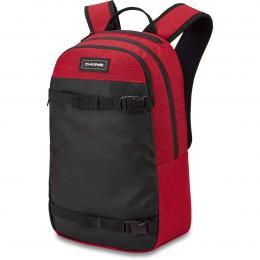 Batoh Dakine Urban Mission Pack 22L 19/20 Crimson Red