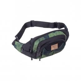 ledvinka Meatfly Wally 2 Waist Bag 19/20 C - Shade Mono Olive