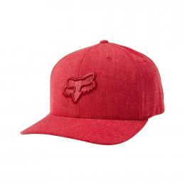 kšiltovka Fox Transposition Flexfit Hat 2021 red
