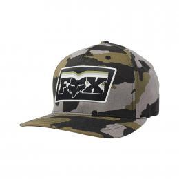 kšiltovka Fox Far Out Flexfit Hat 19/20 camo