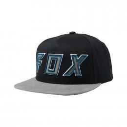 kšiltovka Fox Posessed Snapback Hat 19/20 black/grey