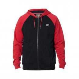 pánská mikina Fox Legacy Zip Fleece 19/20 black/red