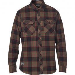 pánská košile Fox Traildust 2.0 Flannel 20/21 Dirt