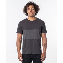 Triko Rip Curl Busy Session Short Sleeve Tee 19/20 Anthracite