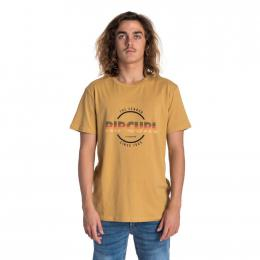 Triko Rip Curl Hey Mama Short Sleeve Tee 19/20 mustard