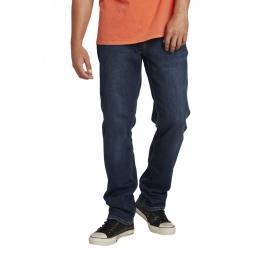 Kalhoty Volcom Solver Denim 19/20 Tokyo Indigo Blue