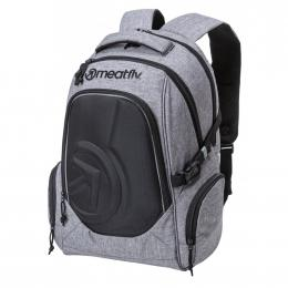 batoh Meatfly Blackbird 3 Backpack 19/20 A - Heather Grey, Black