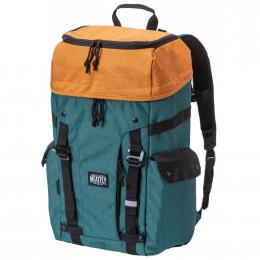 batoh Meatfly Scintilla 2 Backpack 19/20 E - Heather Camel, Ht. Dark Jade