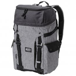batoh Meatfly Scintilla 2 Backpack 19/20 B- Ht. Charcoal, Ht. Grey Black