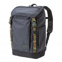 batoh Nugget Mesmer 2 Backpack 19/20 B-Heather Charcoal, Black
