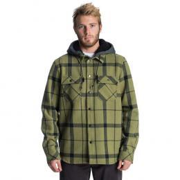 zateplená košile Rip Curl Hollow L/S Shirt 19/20 khaki