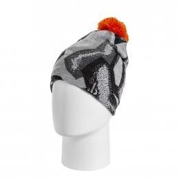 Zimní čepice Meatfly Downey 2 19/20 E - Grey Shade Mono