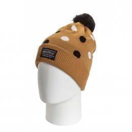 Zimní čepice Meatfly Dot 3 19/20 D - Cumin Dot