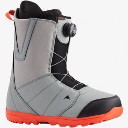 boty na snowboard Burton Moto Boa 20/21 gray/red