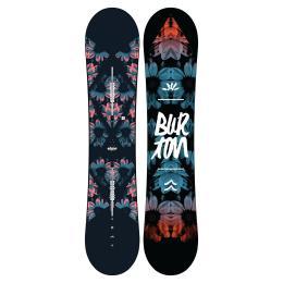 dámský snowboard Burton Stylus 19/20 multi