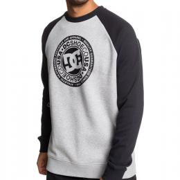 Mikina Dc Shoes Circle Star 19/20 Black grey heather