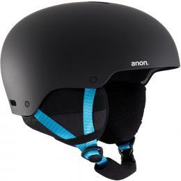 lyžařská/snowboardová helma Anon Raider 3 19/20 Black Pop EU