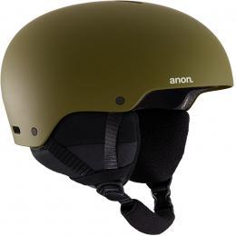 lyžařská/snowboardová helma Anon Raider 3 19/20 Olive EU