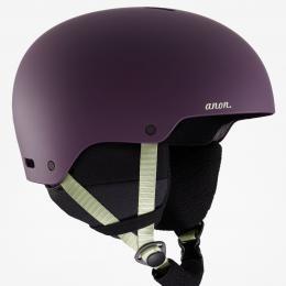 dámská lyžařská/snowboardová helma Anon Greta3 19/20 Purple EU