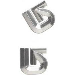 grip na snowboard Burton  Aluminium Logo Mats 20/21 silver