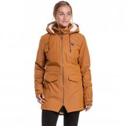 dámská zimní bunda Nugget Moona 19/20 F - Camel Heather