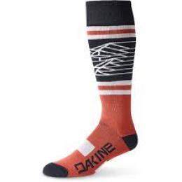 ponožky Dakine Mens Freeride Socks 19/20 tandoori