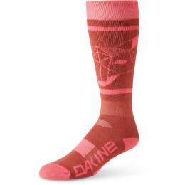 dámské ponožky Dakine womens Freeride Socks 19/20 Tandoori