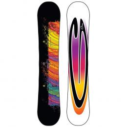 dámský snowboard GNU B-Nice Asym 19/20 Multicolor