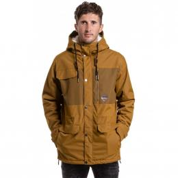 Pánská Zimní bunda Nugget Ares 19/20 A - Cinnamon