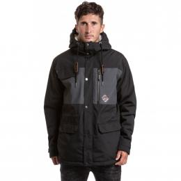 Pánská Zimní bunda Nugget Ares 19/20 G - Black