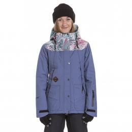 dámská zimní bunda Nugget Anja 5 Jacket 19/20 E- Fjord Blue, Palm