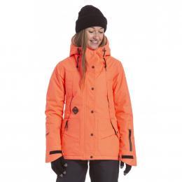 dámská zimní bunda Nugget Anja 5 Jacket 19/20 K-Acid Orange
