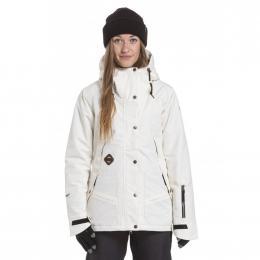 dámská zimní bunda Nugget Anja 5 Jacket 19/20 G-Linen White