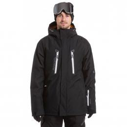 Pánská Snowboardová bunda Meatfly Dodge 19/20 C - Black