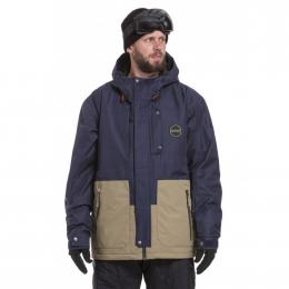 Pánská Snowboardová bunda Nugget Falcon 19/20 C - Navy Heather, Sand