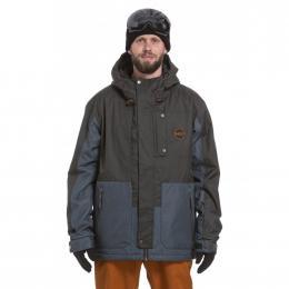 Pánská Snowboardová bunda Nugget Falcon 19/20 A - Gunmetal Heather, Slate Heather
