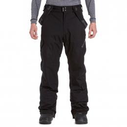 zimní kalhoty na lyže/snowboard Meatfly Ghost 4 19/20 A - Black