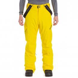 zimní kalhoty na lyže/snowboard Meatfly Ghost 4 19/20 B - Sun Yellow